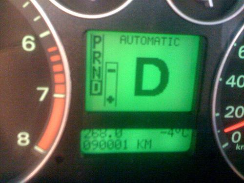 90001 км